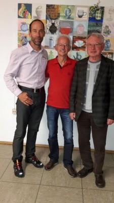 Timo Pfistner, Frank Megow, Werner Jutt