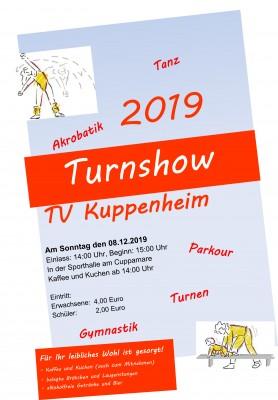 2019 Turnshow Flyer 2019 außen A4_2